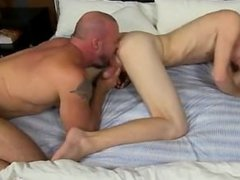 Nude men Check it out as Anthony Evans shoots his jism fountain over