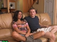 Horny stepmom shares stepdaughter Stephani Moretti's bf_2.1