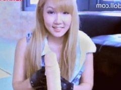 Amateur Japanese Hot girl dance nude on the webcam - clip 5