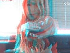 Amateur Japanese Hot girl dance nude on the webcam - clip 1