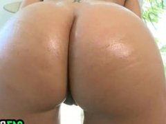 Latina and her fat ass.2