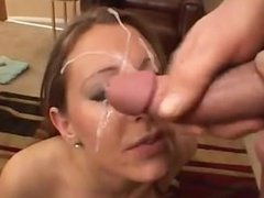 Facial Cum Catchers Compilation