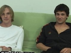 Twink movie of I told him he could use his hand on Corey and with fairly