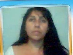 Isabel argentina me muestra tetas por web cam parte 4