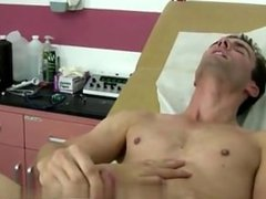 Gay cock Nurse Erick was providing me the utter treatment and as he
