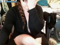 pretty janel in online free chat do perfect to nudism with big