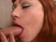 Amateur Redhead Milla Fucked Raw by her Brother - .COM