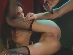 Dirty Girl Getting Her Ass Pounded