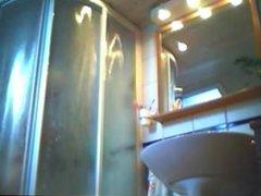 NEW BEST Amateur teen hidden shower cam voyeur spy nude bbw free live cams