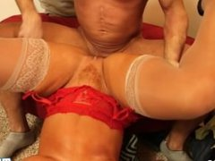 Alura Jenson blonde pornstar hardcore blowjob oral fuck big tits busty stoc