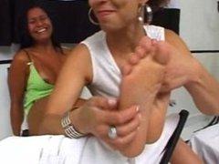 brazillian priscila tickle