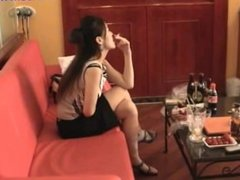 Amateur Korean cuple teen fucking in hotel - clip 1
