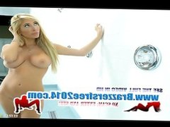 Tasha Reign Gets Wet