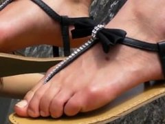 Sandals Foot Worship