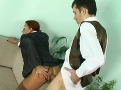 Fucked in the Waiting Room