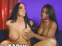 Jada Fire and Veronica Rayne
