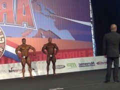 MUSCLEBULLS: Arnold Classic Amateur Madrid 2014 OVER 100 kg