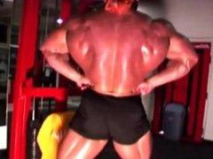 MUSCLEBULL DANIEL: A Little Night workout