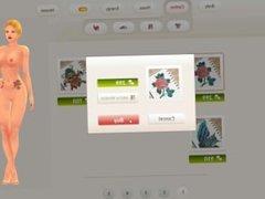 3D mobile lesbian gameplay (Yareel.com)