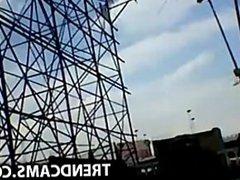 Naked on rooftop adult webcam sites