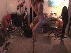 Shotguns Dancer at home