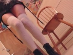 Pissboy Worship My Cable Socks