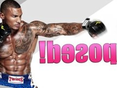 Muscle Model David Mcintosh Exposed Frontal