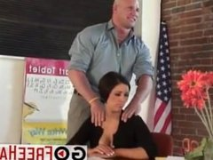 Dylan Ryder Goes For A Ride On Studs Big Dick