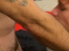 Hot gay Hippie dude Preston Andrews can't help but admire the chunk of