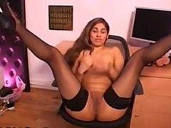 Indian Slut Doing A Striptease