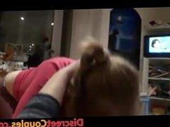 Boyfriend filmed her deep thwarting him