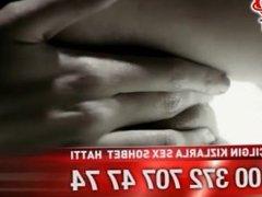 Turkish Girl Fingering Herself