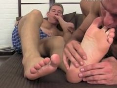 foot worship gay foot sex