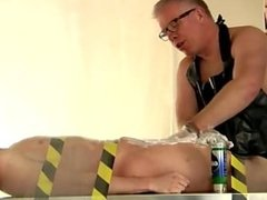 Hot twink scene Jake made a mistake stealing jism from friends sausage