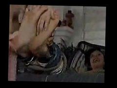 tickling the bad babysitter