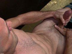 Extra Big Dicks - Toilet Voyeur