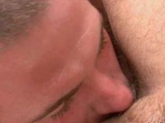 Sucking and Fucking Hairy Guy