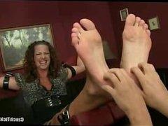 Extra Ticklish Yvette