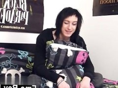 Hot gay Cute emo Mylo Fox joins homoemo in his first ever solo video!