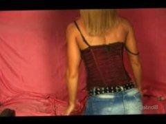 sexy female Muscle lover video 4