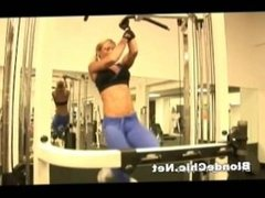 sexy female Muscle lover video 12