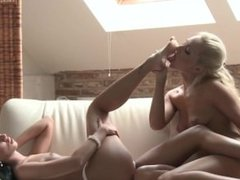 Czech Sexy Feet - Gina Devine