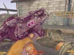 Porn Gun Addon For Fallout New Vegas - Unique Weapon