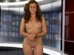 Naked News Auditions