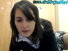 Hot Teen School Girl On Webcam 9