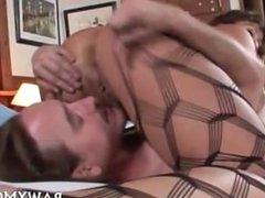 Big Tit Stockings Fetish