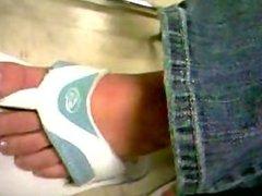 Candid Friend Feet 39