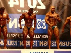 MUSCLEBULLS Comparisons - Overall Mens - Final - NABBA Universe 2014