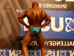 MUSCLEBULL Dan Welbourne - Competitor No 65 - Class 1 - NABBA Universe 2014