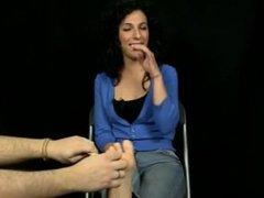 Le morgane tickling experiment -Adam go to go parody